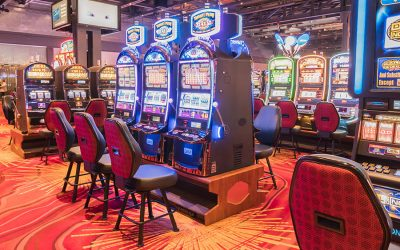 How Could Casino Game Type Affect What Seating You Should Use?