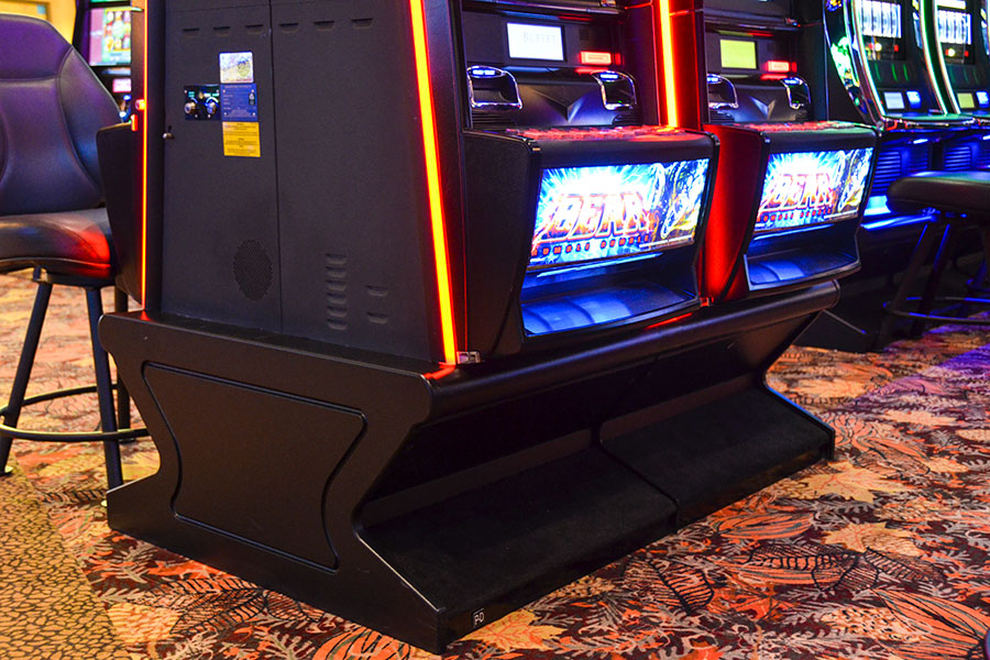 Slot Machine Base Cabinets
