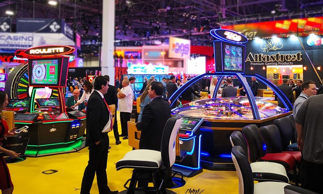 Alfastreet to showcase at G2E Las Vegas with stadium lookalike booth